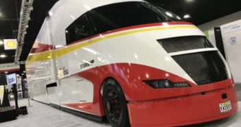Shell présente le véhicule de démonstration Starship