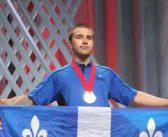 Olympiades canadiennes des métiers et des technologies : Jack Dupuis champion pour une deuxième année consécutive