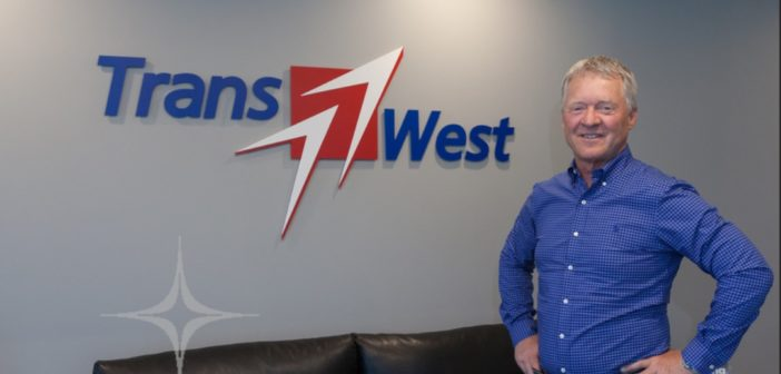 Trans-West: une affaire d'équipe. Entrevue avec son président, Réal Gagnon.